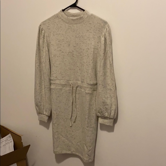 Brand new top shop sweater dress